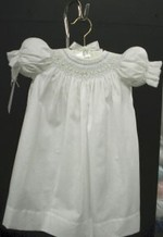 Baby Bishop Dress or Gown Kit
